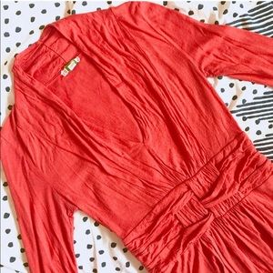 ANTHROPOLOGIE ETT Twa Gather and Give Long Sleeve